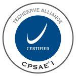 TechServe CPSAE I 2-C Logo R