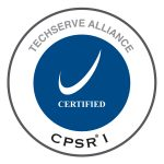 TechServe CPSR I 2-C Logo R